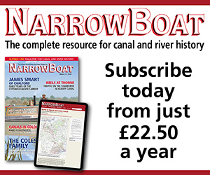 NarrowBoat for canal and river history
